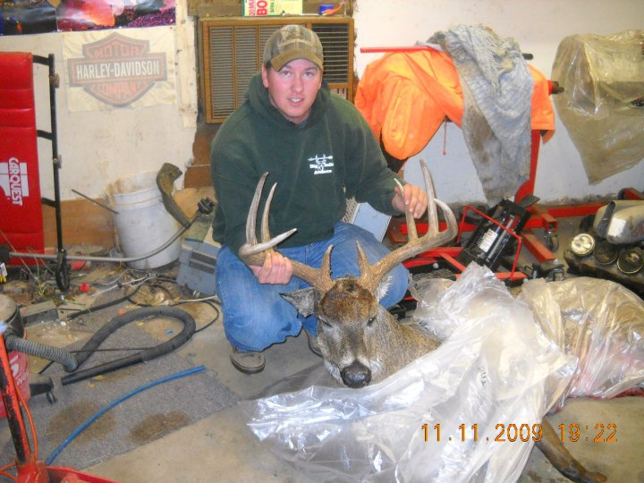B.J. W - Whitetail Buck