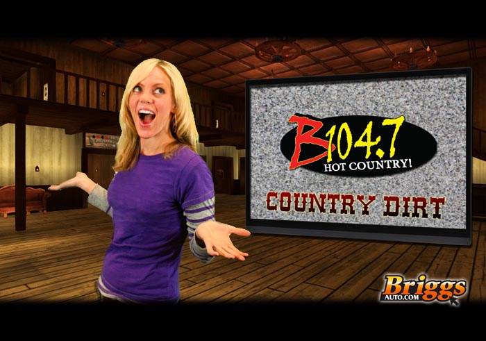 Hot Country B104.7   Welcome to B Country