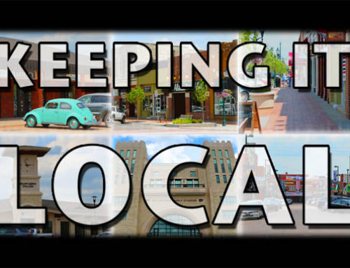 Keep it Local