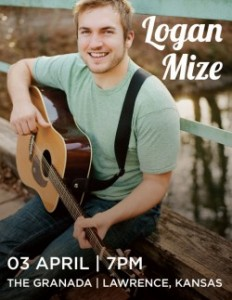 Logan Mize @ The Granada | Lawrence | Kansas | United States