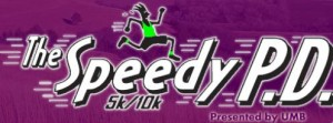 5th Annual Speedy P.D. Race for Parkinson's Disease @ Tuttle Creek State Park (Beach Parking Lot Area) | Manhattan | Kansas | United States