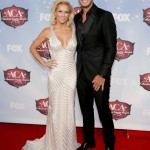 Luke and Caroline Bryan...keeping country classy!