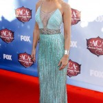 Kellie Pickler looks like a busty ice princess.  In a good way.
