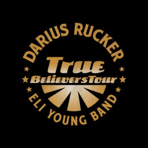 Darius Rucker, Eli Young Band and David Nail  @ Salina Bicentennial Center | Salina | Kansas | United States