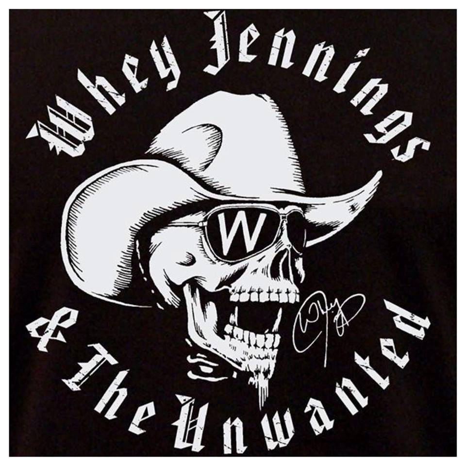 Whey Jennings & The Unwanted w/ Special Guest, Lucas Maddy ...