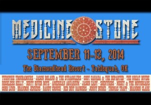2nd Annual Medicine Stone Music Festival @ Diamondhead Resort | Tahlequah | Oklahoma | United States