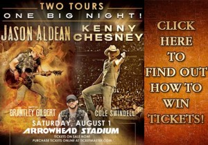 Kenny Chesney & Jason Aldean @ Arrowhead Stadium | Kansas City | Missouri | United States