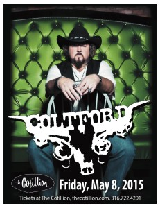 Colt Ford at The Cotillion @ The Cotillion