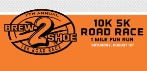 Brew 2 Shoe 10K/5K @ Manhattan Running Company | Manhattan | Kansas | United States