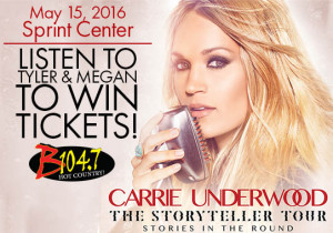 Carrie Underwood @ Sprint Center | Kansas City | Missouri | United States