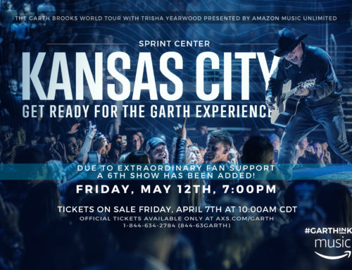 Sixth Garth Brooks Show Added to Kansas City