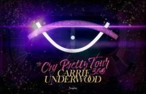 Carrie Underwood: The Cry Pretty Tour (Feat. Maddie & Tae and Runaway June) @ Intrust Bank Arena | Wichita | Kansas | United States
