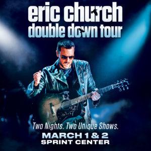 Eric Church: The Double Down Tour @ Sprint Center | Kansas City | Missouri | United States