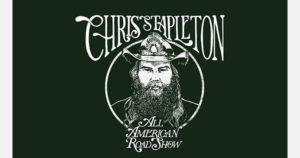 Chris Stapleton: All American Roadshow 2019 (Feat. Brothers Osborne and Kendell Marvel) @ Sprint Center