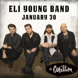 Eli Young Band @ The Cotillion