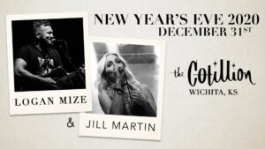 NYE with Logan Mize (Feat. Jill Martin)