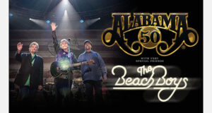 Alabama: 50th Anniversary Tour (W/ Very Special Friends The Beach Boys @ Intrust Bank Arena