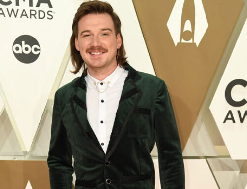 "Morgan Wallen says fatherhood has ""definitely changed the way I look at things"""