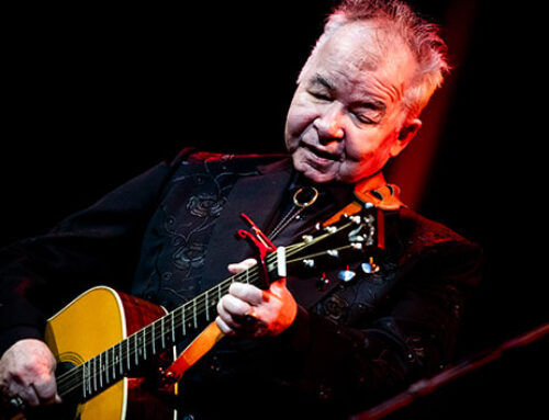 Miranda Lambert mourns the loss of John Prine: 'He did set my world on fire. All of ours…'