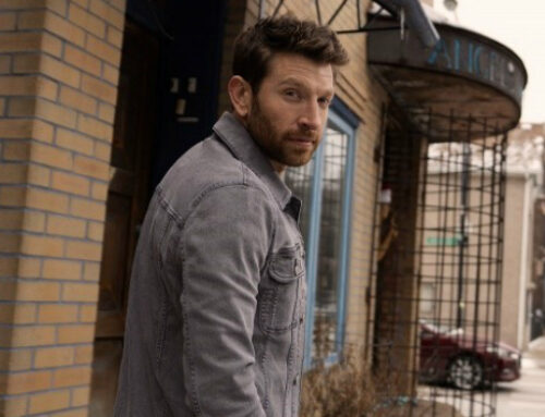Brett Eldredge takes a detour for 'Sunday Drive'