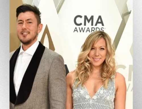 Colbie Caillat is quarantining with her ex-fiancé, and it's not awkward at all