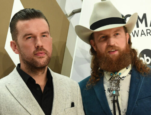 Drive-in movies, cooking & card games: Brothers Osborne share how they're spending quarantine