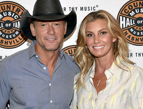 "Tim McGraw calls wife Faith Hill ""the best person I've ever known"" in birthday post"