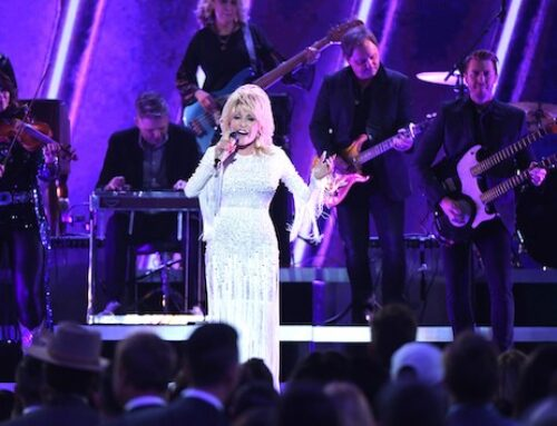 Dolly Parton breaks into Billboard's Christian charts' Top 10 for the first time with Zach Williams duet