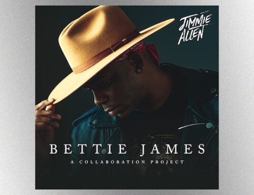 Jimmie Allen releases 'Bettie James' track list