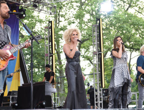 "Little Big Town and Trombone Shorty head to the Bayou on ""Jambalaya"" cover"