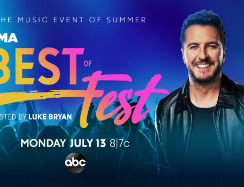 "Luke Bryan invites you to pour ""One Margarita"" and enjoy 'CMA Best of Fest' tonight on ABC"