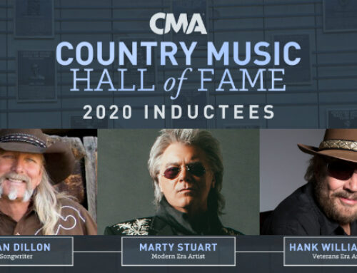 Hank Jr., Marty Stuart and Dean Dillon headed for the Country Music Hall of Fame