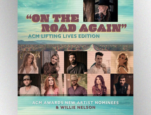 "Willie Nelson joined by Gabby Barrett, Russell Dickerson & more on special edition of ""On the Road Again"""