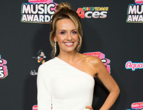"Carly Pearce shares vulnerability while recording new song: ""I'm learning to love myself and my story"""