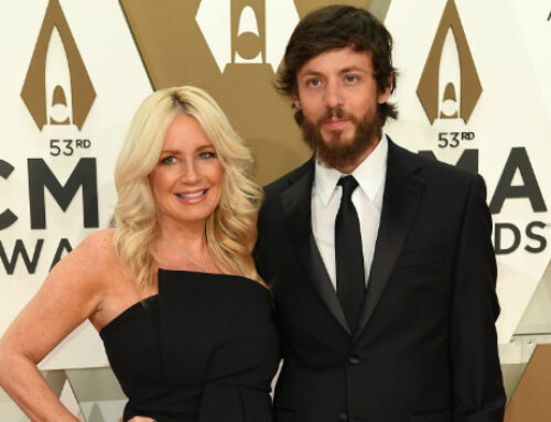 Chris Janson earns his first multi-week number one, thanks to his wife and George Strait