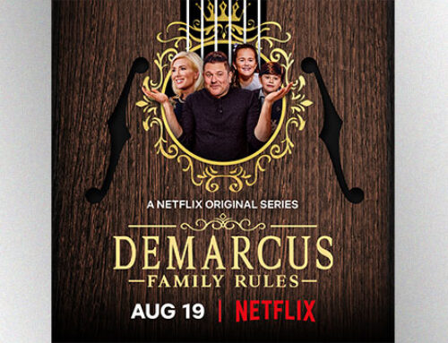 Trailer released for Rascal Flatts' star Jay DeMarcus' new reality show 'DeMarcus Family Rules'