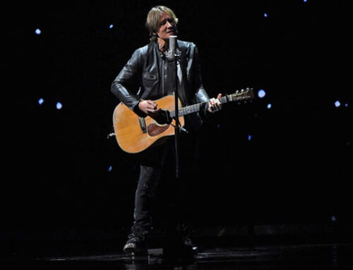 Keith Urban debuts 'Speed of Now Part 1' track list