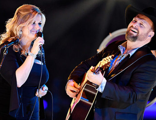 Garth Brooks hints that he and Trisha Yearwood may have a Nashville attraction one day