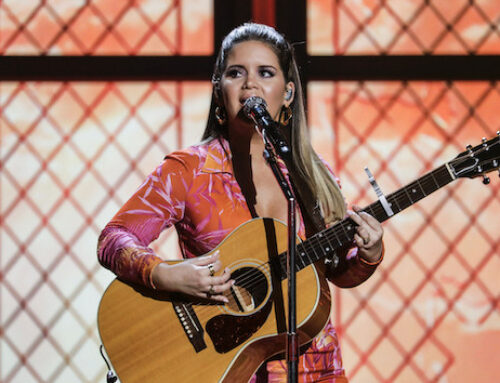 "Maren Morris sends message to mommy-shamers: ""I just feel like we all need to give each other some grace"""