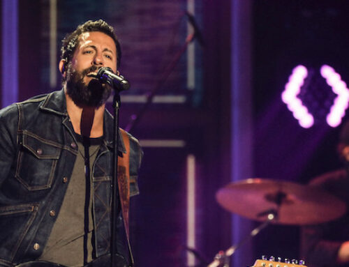 Old Dominion figured out ahead of time that they'd won ACM Song of the Year