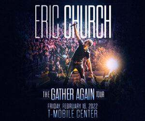 Eric Church - The Gather Again Tour @ T-Mobile Center