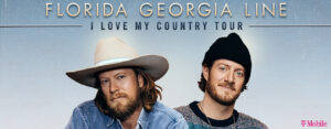 Florida Georgia Line - The I Love My Country Tour (Feat. Russell Dickerson, Lauren Alaina, and Redferrin) @ T-Mobile Center