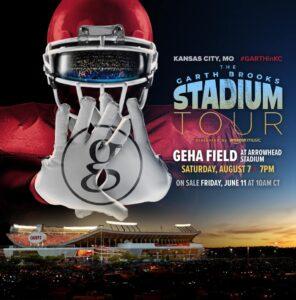Garth Brooks - The Stadium Tour @ Arrowhead Stadium