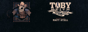 Toby Keith - The Country Comes To Town Tour (Feat. Matt Stell) @ Intrust Bank Arena