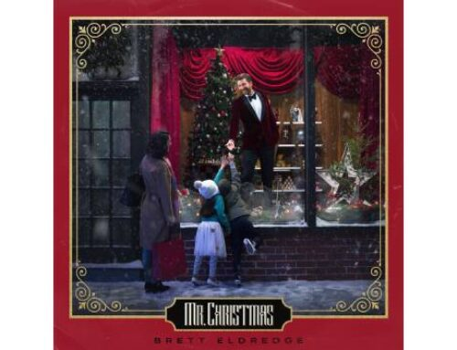 It's a Holly Jolly New Music Friday